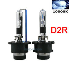 2Pcs AC HID Xenon Headlight Replacement Bulbs 10000k D2R For Infiniti G35 2003-2