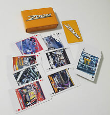 ZOOM PLAYING CARDS PICTURES OF CAR ENGINES ON CARDS!