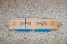 Wooden Track, Thomas Wood Train, Adapter Adapt A Track, 6""