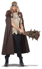 Warlord Cape Nights Watch Medieval Adult Costume