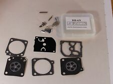 Stihl MS200T Chainsaw Carburetor Rebuild Kit Zama RB-69 complete carb kit MS192T