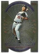 1996 BOWMAN'S BEST CUTS Hideo Nomo #8