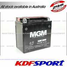 KDF BATTERY BIKE ATV 12V 12AH QUADS YTX14L BS YTX14LBS MOTORCYCLE FOR HONDA BIKE