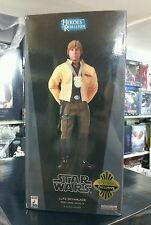Sideshow Luke Skywalker Rebel Hero Yavin IV Exclusive 1/6 Figure New Mint