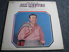 Jim Reeves-The Best of volume III lp-1969 Canada-Country - 33 giri/min-ALBUM