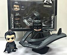Batman v Superman Dawn of Justice Batwing Hot Toys Cosbaby Collectible set