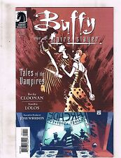 Lot Of 5 Buffy Comics Tales Of Vampires Riley Reunion DHP 141 Spike & Dru J213