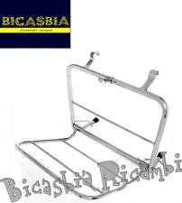 6665 - PORTAPACCHI ANTERIORE CROMATO VESPA 150 VBB2T SPRINT VELOCE GL BICASBIA