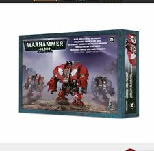 Warhammer 40K Blood Angels Terminator Assault Squad -5 Models Free Overseas Ship