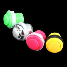 1pcs Arcade Push Buttons Multicade Round Arcade Pushbutton for Mame