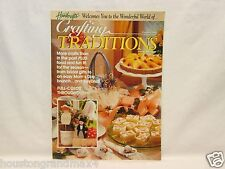 Country Handcrafts magazine Craft Traditions Premiere edition special issue 199