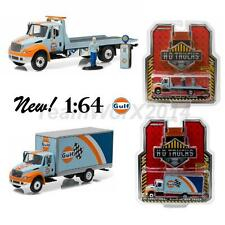 GREENLIGHT 2013 Gulf Oil International Durastar Diecast truck 1:64 Collection