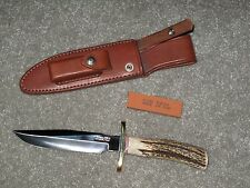 "Randall Made Knife Mod 1 - 6"" Stag Handle"