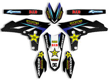 2010 2011 2012 2013 YZ 250F GRAPHICS KIT YAMAHA YZF 250 DECO DECALS MX STICKERS