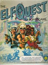 ElfQuest Board Game -mint -NIB - shrink