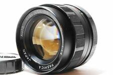 [EXC.++] YASHICA AUTO YASHINON-DS 50mm f1.4 Prime Lens For Pentax From Japan