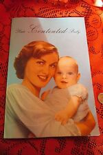 1950 CARNATION MILK BOOKLET FOR BABY