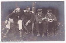 AK Landser des Ulanen-Regiment König Karl Nr. 19 um 1916