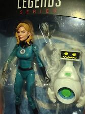 Marvel Legends INVISIBLE WOMAN Exclusive In Hand X-force Fantastic Four 4 2017