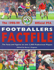 The Official Professional Footballers Association Footballers Factfile 1998-99,A