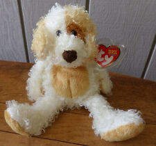 Ty 2003 Beanie Babies Diggs Retired New Old Stock w/ tag & protector Dog Curly