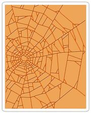 Sizzix Spiderweb Embossing folder #660974 Retail $4.99 by Tim Holtz Alterations!