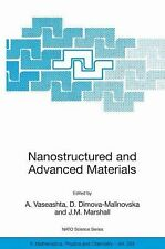 Nato Science Series II Ser.: Nanostructured and Advanced Materials for...