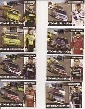 Press Pass Nascar 2011 Hot Pursuit 10 card complete set