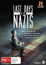 Last Days of the Nazis NEW R4 DVD