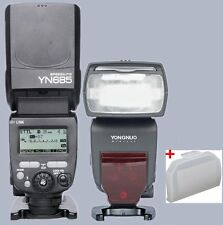Yongnuo YN-685 Flash Speedlite HSS/TTL/ Build-in Radio for Canon