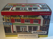Hornby SKALEDALE - R8750 - FINE FOODS SUPERMARKET - RARE TAKE A LOOK - NEW