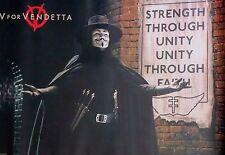 V FOR VENDETTA-Strength Through Unity-Licensed POSTER-90cm x 60cm-Brand New