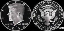 1994 S 90% Silver Kennedy Half Dollar Deep Cameo Gem Proof No Reserve