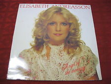 LP ELISABETH ANDREASSON Angel of the Morning   SWEDEN 1981