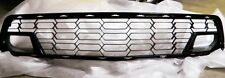 Corvette Stingray C7 Z06 Carbon Flash Front Grille GM OEM Genuine 2014 2015 NEW
