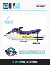 GTS GTI SEA DOO PURPLE Seat Skin Cover 96 97 98 99 00/1