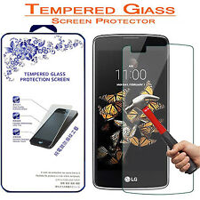 For LG K8 Ballistic Tempered Glass Screen Protector
