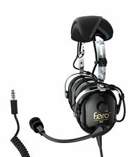 Faro G2 Passive Noise Reduction (PNR) Helicopter Pilot Headset - U174 -MP3 Input