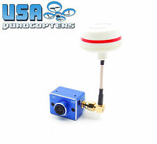 Mini M600L 5.8G 600mW FPV Video Transmitter with 720P HD FPV Camera All-In-One