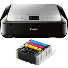 Canon PIXMA MG6821 Wireless Color Photo Printer w/ Scanner & Copier w/ Ink Carts