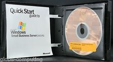 Microsoft Windows Small Business Server SBS 2003 R2 Standard Edition inc 5 CAL