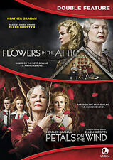 Flowers in the Attic/Petals on the Wind (DVD, 2015)