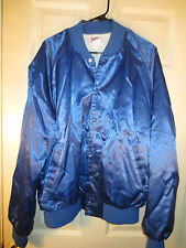 ALABAMA TOUR JACKET country rock music Blue Satin Size Large AMERICAN PRIDE