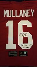 RICHARD MULLANEY AUTOGRAPH SIGNED ALABAMA JERSEY INSCRIBED INCLUDES COA