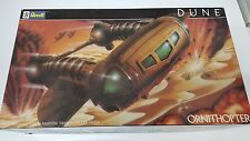 DUNE HARKONNEN ORNITHOPTER PLASTIC MODEL KIT (1985)