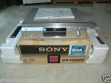 Sony SCD-XA3000ES High-End SACD-Player / Benedictus-Tuning, OVP, 2J. Garantie