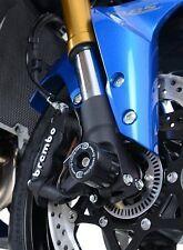 R&G Fork Protectors for Suzuki GSX-S1000 / FA '15- (FP0174BK)