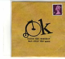 (DW123) OK, Under The Weather But Over The Moon - 2009 DJ CD