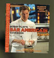 Bobby Flay, Bobby Flay's Bar American Cookbook, Signed