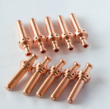 10pcs 9-8402 Electrode HF Fit PCH-102 PCH-62 Thermal Plasma Cutter Consumables
